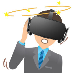 A new research deals with VR motion sickness in an innovative way