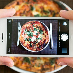 How many calories are there in our food photos? We might soon know