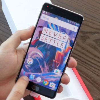 OnePlus 3 unboxing and first look