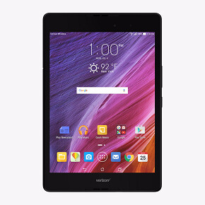 Verizon unveils the Asus Zenfone Z8, an attractive Android tablet for multimedia consumption