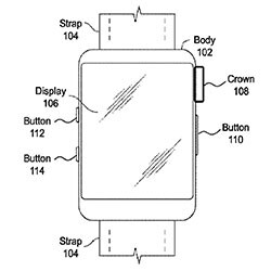 Apple Watch patents hint at new hardware buttons, camera incoming