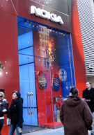 Nokia to close flagship stores in New York and Chicago