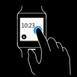 Canceled Nokia Moonraker smartwatch showcased in leaked UI tutorial