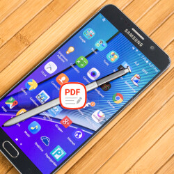 How to activate the 'Write on PDF' functionality for Galaxy Note 5 on Verizon