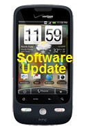 HTC DROID ERIS also receiving a software update starting today