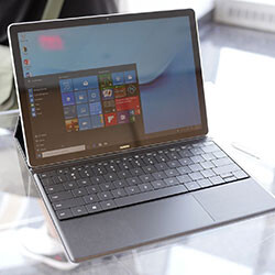 Huawei MateBook hands-on for the US launch