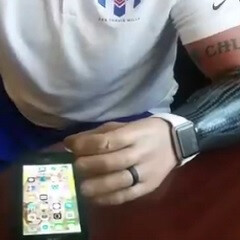 Quadruple amputee, Travis Mills, shares how Apple Watch has changed his life