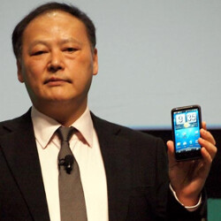 Co-founder and former CEO Peter Chou says goodbye to HTC