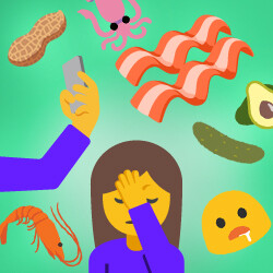 Unicode 9 arrives with 72 new emoji, including selfie, facepalm, and bacon