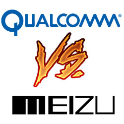 Meizu facing another lawsuit, this time by Qualcomm