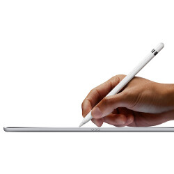 New Apple Pencil patent shows a stylus with numerous touch sensors