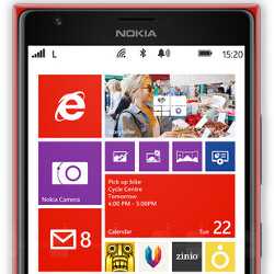The AT&T Nokia Lumia 1520 phablet can now be updated to Windows 10 Mobile