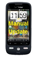 Manual update for the HTC DROID ERIS