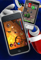 Several cool applications for smartphones