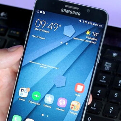 Video shows off new look TouchWiz UI rumored to debut on the Samsung Galaxy Note 7