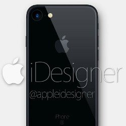 iPhone 7 in Black rumor reaffirmed, concept renders pop up everywhere