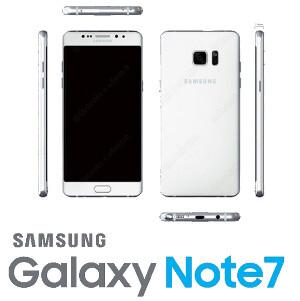Fresh leak endorses many Galaxy Note 7 rumors: 5.7