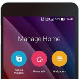Asus ZenUI Launcher now available for most Android phones (running Android 4.3 or newer)