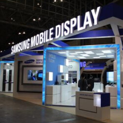 Shipments of Samsung Display's smartphone ready AMOLED screens to rise 114% from 2015 to 2019