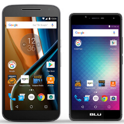 Agree to lockscreen ads, and you can buy the Moto G4 and BLU R1 HD at a discount from Amazon Prime