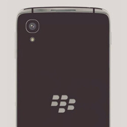 First alleged picture of the BlackBerry Hamburg surfaces; final name could be NEON