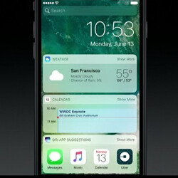 Poll results: what you think about the new iOS 10 widget screens