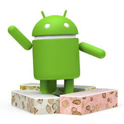 Android N officially revealed to be Nougat