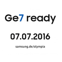 Teaser reveals July 7th unveiling for the Samsung Galaxy S7 edge Olympic Edition