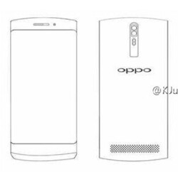 Oppo Find 9 image leaks; phone to be unveiled next month with two variations?