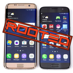 AT&T Galaxy S7 rooted, method reported to work for T-Mobile S7