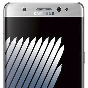 Here is how the iris scanner on the Galaxy Note 7 works