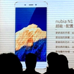 Nubia N1 with 5000mAh battery just launched in China