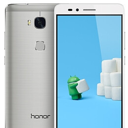 Honor 5X (US variant) gets its Android 6.0 Marshmallow update, EMUI 4.0 included