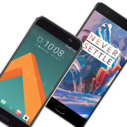Poll results: HTC 10 beats OnePlus 3 in our popularity contest