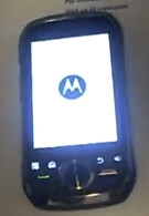Motorola's iDEN Android, Opus One, is stolen and used to make video