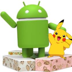 Pokemon Go now runs on Android 7 Nougat developer preview