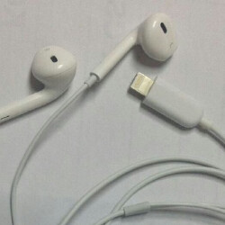 Apple EarPods pictured with Lightning connector?