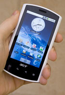 Hands-on with the Acer Liquid A1