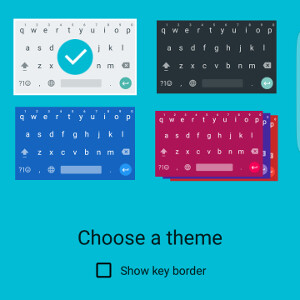 Google Keyboard 5 1 Arrives With Customizable Themes And Unicode 9