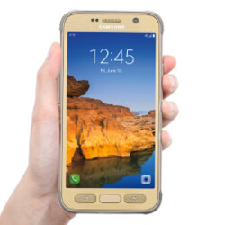 Samsung stands behind the water resistance and IP68 certification of the Galaxy S7 Active