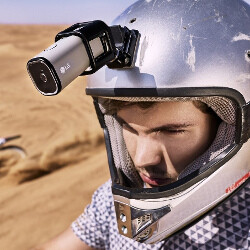 LG launches the water-proof Action CAM LTE: stream anywhere, control it remotely