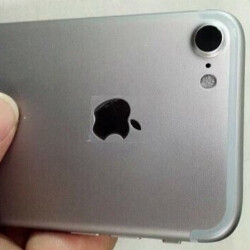 Check out three pictures of an Apple iPhone 7 prototype in space gray?