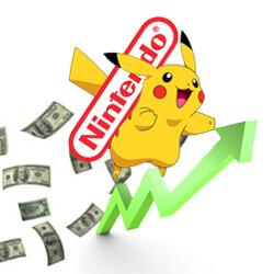 The Pokemon Go frenzy has now doubled Nintendo's market value