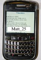 UPDATED:Photos leak of Sprint branded BlackBerry Essex/Tour2
