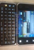 Motorola Backflip/Motus/Enzo has unusual form factor and an AT&T logo