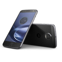 Best Buy has a deal on the Motorola Moto Z Droid: $200 off the phone and a free speaker Moto Mod