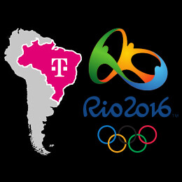 Take that, AT&T: T-Mobile offers free unlimited data and calls to customers visiting the Rio 2016 Olympics