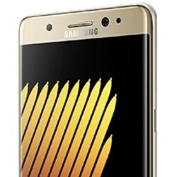 Latest leak shows renders of gold Samsung Galaxy Note 7; battery tipped to be 3500mAh cell