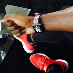 Limited Edition Olympic Apple Watch nylon bands to be available in Rio only