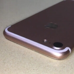 Leaked iPhone 7 allegedly shows its shell in Rose Gold, Silver, and Dark Gray